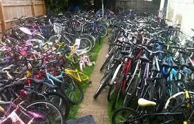 Obavijest MUPa – krađa bicikla
